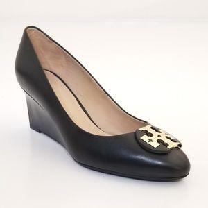Tory Burch Shoes - Tory burch Luna 65mm Black Wedge